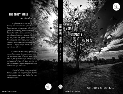 The ghost walk_Create Space_Cover