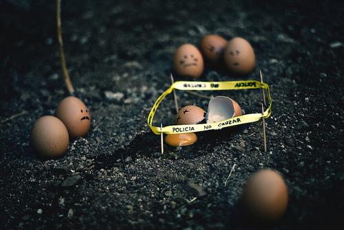 egg murder